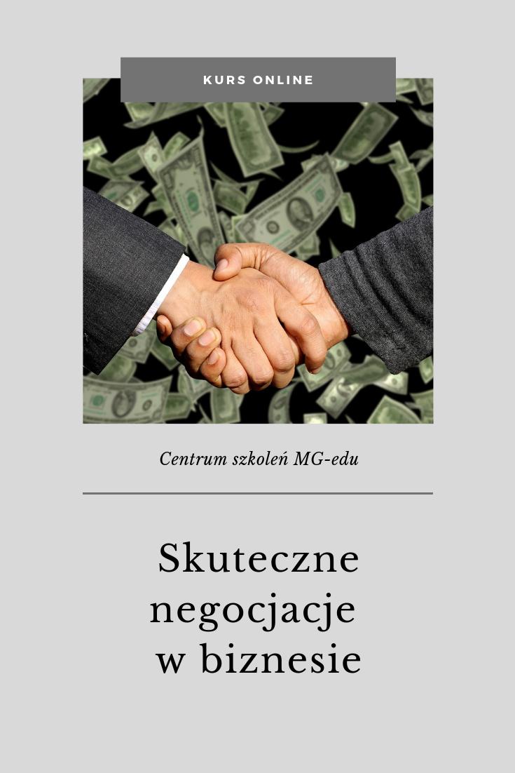 skuteczne negocjacje