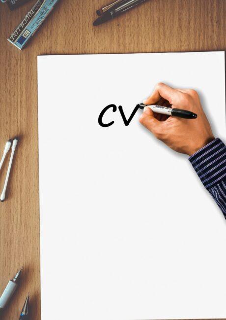 błędy w CV