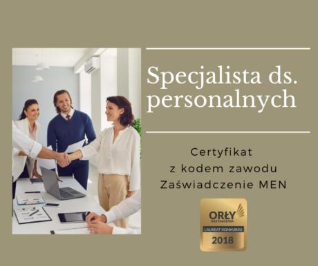Specjalista ds. personalnych